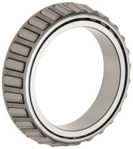 "Timken 27690 Tapered Roller Bearing, Single Cone, Standard Tolerance, Straight Bore, Steel, Inch, 3.2813"" ID, 1.0000"" Width"