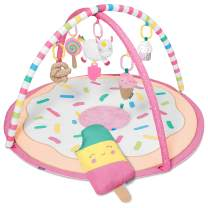 Carter's Sweet Surprise Baby Play Mat and Infant Activity Gym