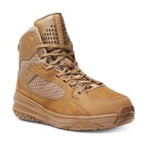 5.11 Tactical Halcyon Patrol Boots, Slip/Oil-Resistant Outsole, Rapid Dry Micro Suede, Style 12363