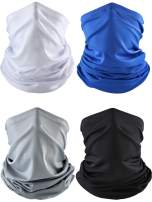 Norme Summer Face Cover Neck Gaiter Cooling Sunblock Face Cover Breathable Bandana