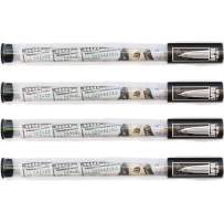 EMPIRE ROLLING - Four Tubes $100 Bill Pre-Rolled Cones (4 Tubes/12 Cones) King Size BENNY 4.2 Inches Long   Made from Pure All Natural Ingredients   Premium Quality Paper, Organic, 100% Vegan, Non-GMO