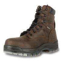 """Oliver 45 Series 6"""" Leather Men's Composite Toe Work Boots, Brown (45637C)"""