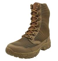 "ALTAI 8"" Brown Waterproof Hunting Boots Model: MFH200"