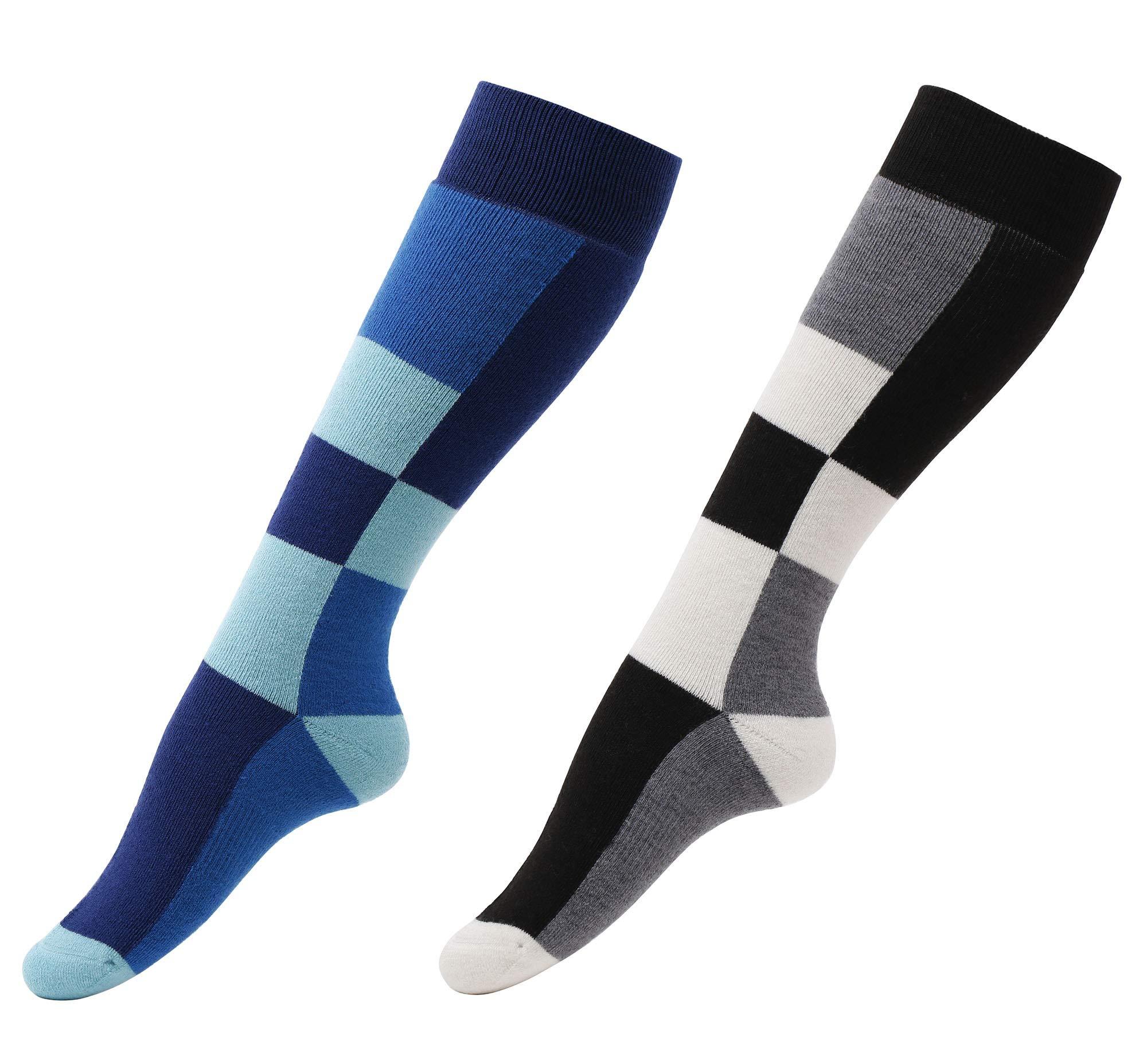 Andorra Women's High-performance Merino Wool Ultra Light Pattern Socks