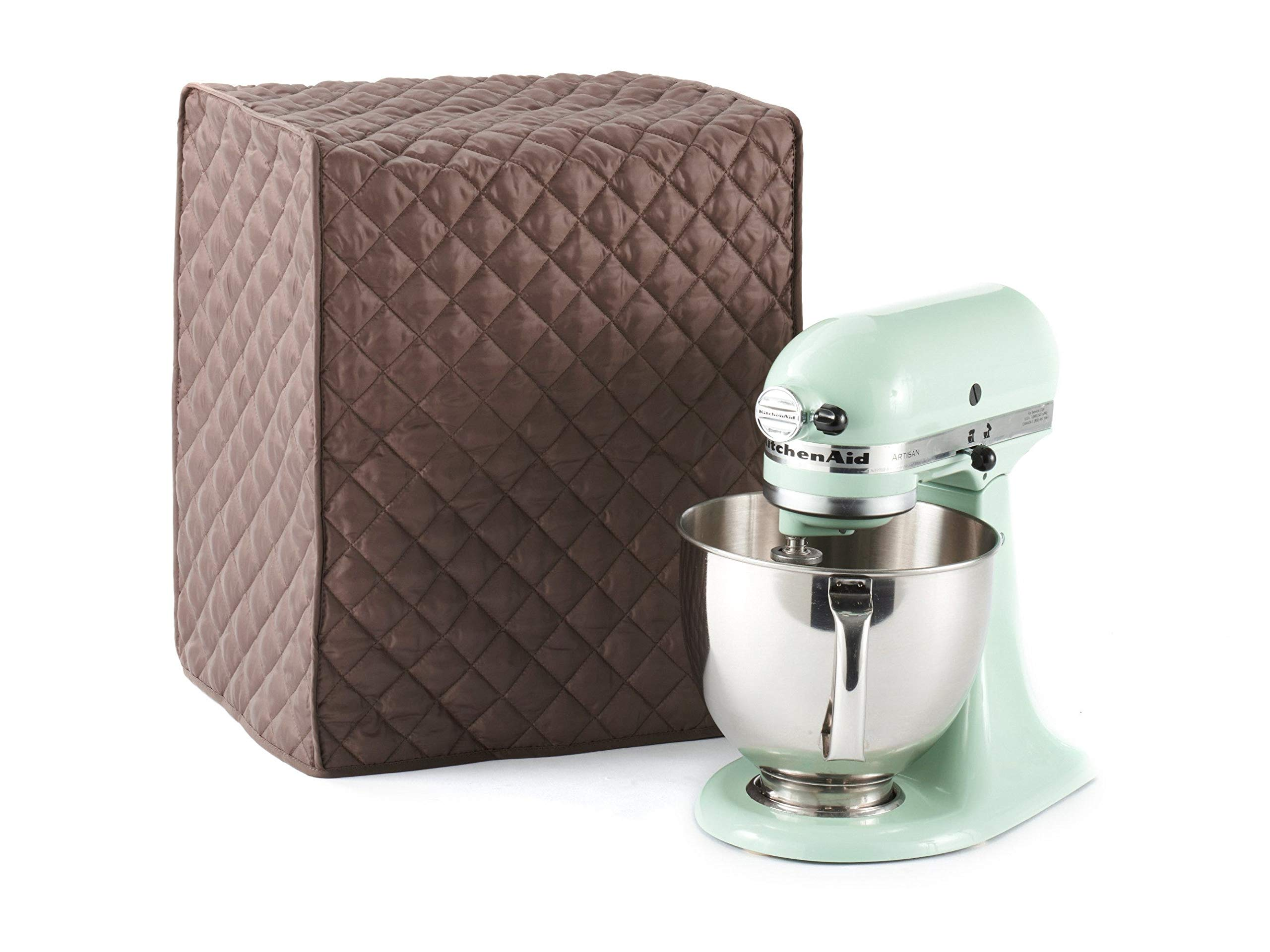 Covermates Keepsakes – Mixer Cover – Dust Protection - Stain Resistant - Washable – Appliance Cover - Bronze