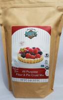 All Purpose Flour & Pie Crust Mix, organic, vegan, kosher, non-GMO, allergy friendly