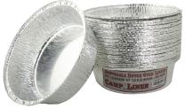 """Campliner Dutch Oven Liners, 30 Pack of 10"""" 4 Quart Disposable Liners - No More Cleaning or Seasoning. Fits Lodge, Camp Chef, and other Cast Iron Dutch Ovens"""