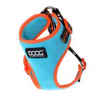 DOOG Neoflex Harness, Soft, Water-Friendly, Two Adjustable Straps for Ultimate Comfort
