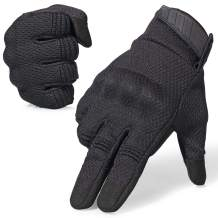 AXBXCX Breathable Flexible Touch Screen Full Finger Motorcycles Gloves