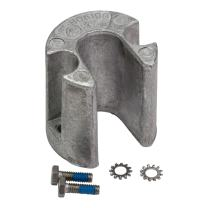 Quicksilver 806190Q1 Aluminum Anode - Bravo Drive Trim Cylinder for Bravo, Blackhawk and Vazer Drives