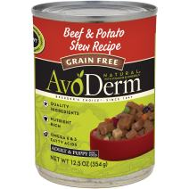 AvoDerm Natural All Life Stages Dry & Wet Dog Food