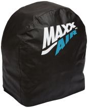 "MaxxAir XXBF24COVERBLK Cover for 24"" Barrel Fan, Black"