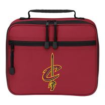 "Officially Licensed NBA ""Cooltime"" Lunch Kit Bag, Multi Color, 10"" x 3"" x 8"""