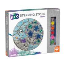 MindWare Paint Your Own Stepping Stone (Moon)