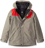 Burton Boys' Dugout Waterproof Ski/Snowboard Winter Jacket