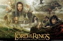 "Trends International Lord of The Rings: The Motion Picture Trilogy, 14.725"" x 22.375"", Premium Unframed"
