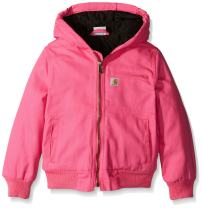 Carhartt Big Girls' Wildwood Jacket Quilt