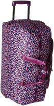 Vera Bradley Women's Lighten Up Large Rolling Duffle Luggage