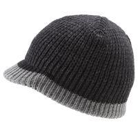 Icebox Knitting Dohm O'Rielly Merino Wool Winter Hat