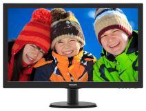 "Philips 273V5LHSB 27"" Monitor, Full HD 1920x1080, 1ms, VESA, 4Yr Advance Replacement Warranty"