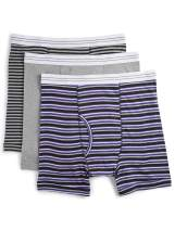 Harbor Bay by DXL Big and Tall 3-Pack Assorted Boxer Briefs