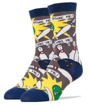 Oooh Yeah Men's Novelty Crew Socks, Funny Crazy Silly Socks, Cool Fashion Socks, Dress Combed Cotton Socks