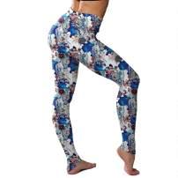 Svogue Vaner Leggings for Women Printed High Waist Ultra Soft Yoga Pants Comfy Workout Fashion Leggings -REG/Plus-80+Colors
