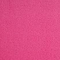 Baum Textiles Winterfleece Micro Chamois Pink Lightning Fabric By The Yard, Pink Lightning