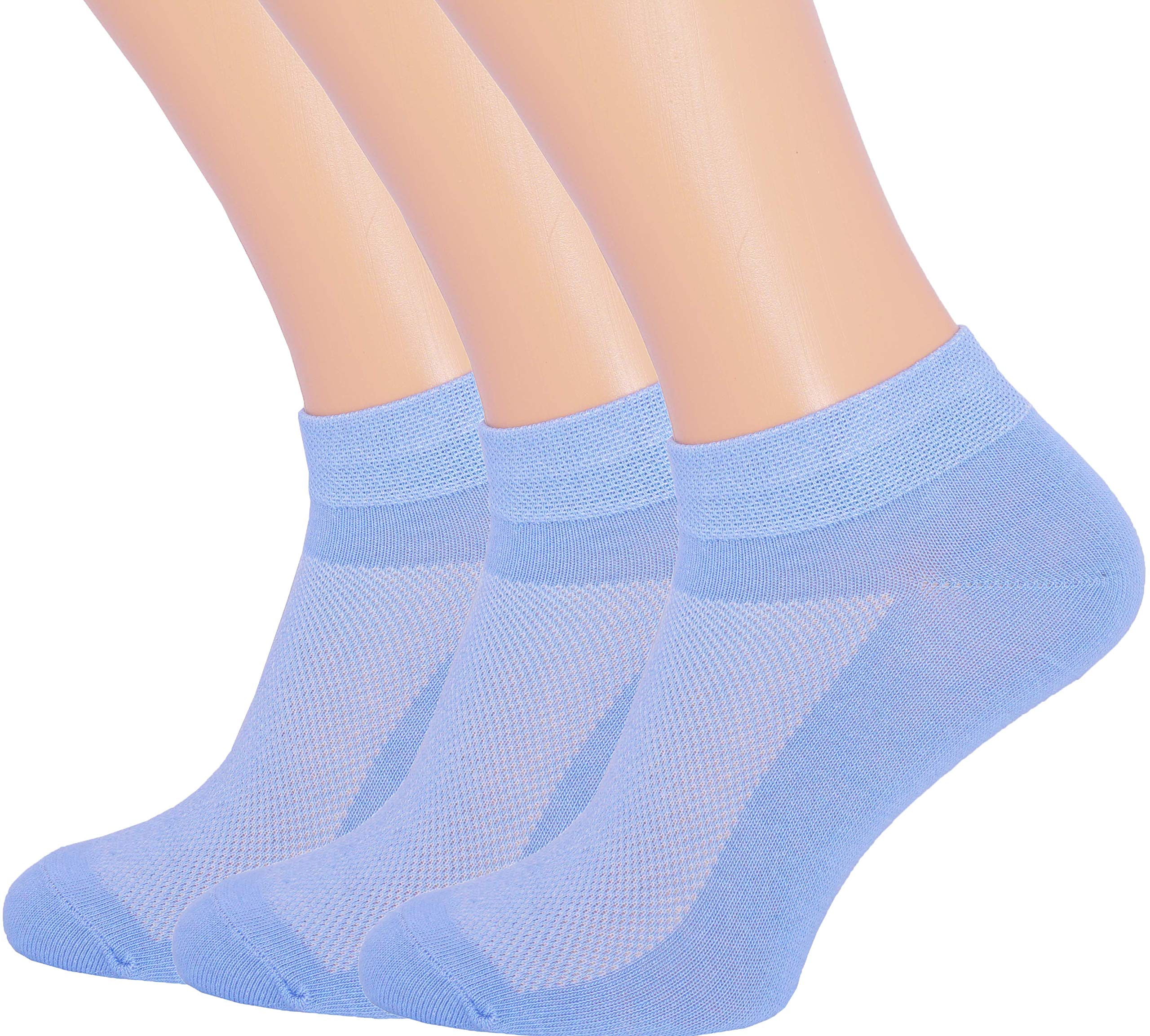 3 Pack Unisex Ultra Thin Breathable Dry Fit Low Cut Running Ankle Socks black white grey color