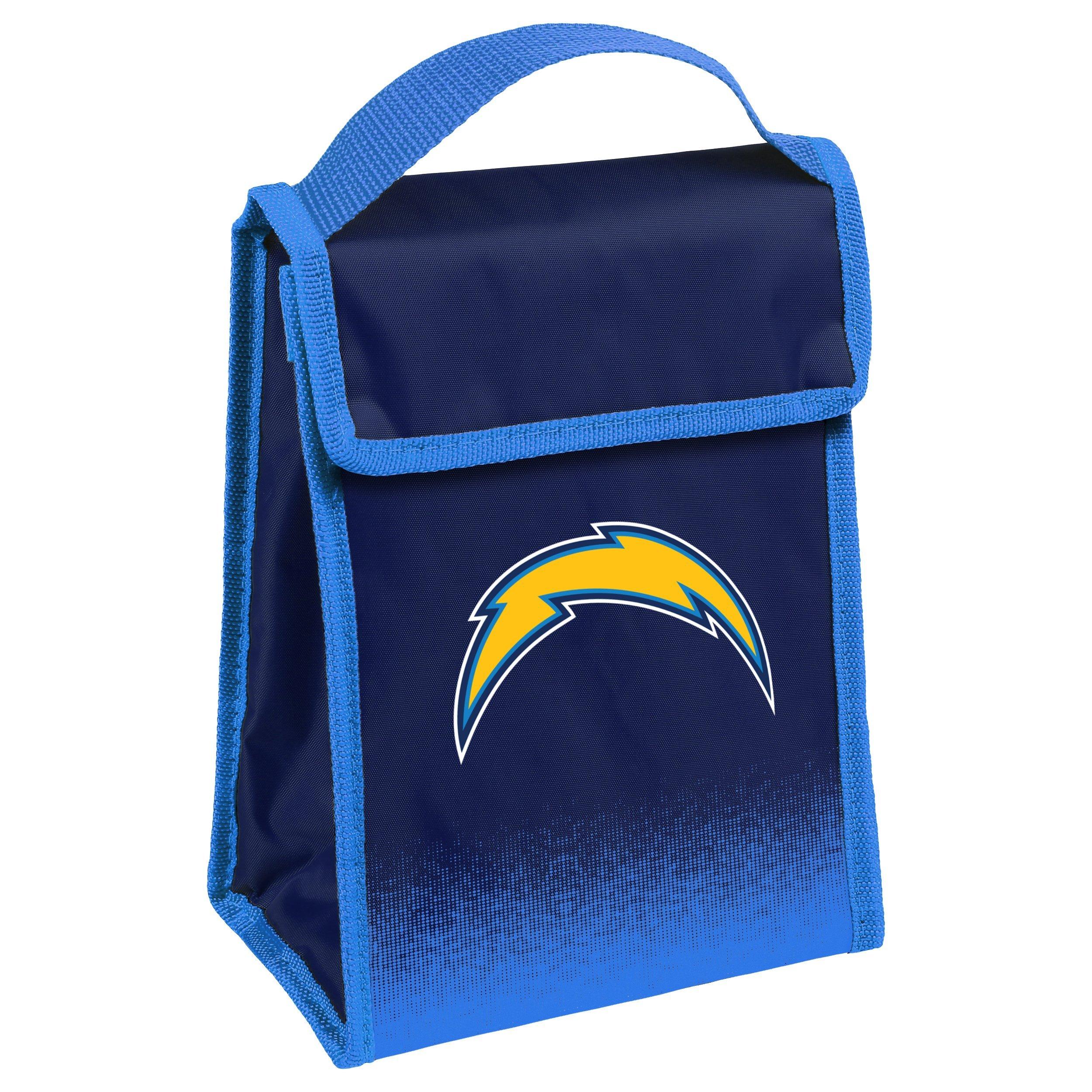 Forever Collectibles NFL Team Logo Gradient Lunch Bag Cooler