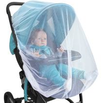 Baby Mosquito Net for Stroller, Car Seat & Bassinet – Premium Infant Bug Protection for Jogger, Carrier & Pack N Play – Toddler Shield Canopy & Gift Packaging