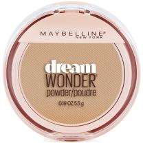 Maybelline New York Dream Wonder Powder Makeup, Classic Beige, 0.19 oz.