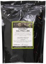 Stash Tea Loose Leaf Fruit Tea, Coconut Calypso Lime, 1 Pound