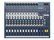 Soundcraft EPM12 High-Performance 12-Channel Audio Mixer
