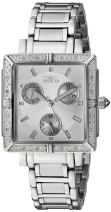 Invicta Women's 5377 Wildflower Diamond-Accented Stainless Steel Watch