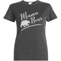 Mother's Day Mama and Papa Bear T-Shirt