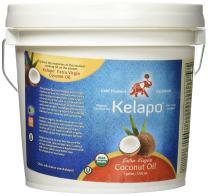 Kelapo Extra Virgin Coconut Oil, 128-Ounce