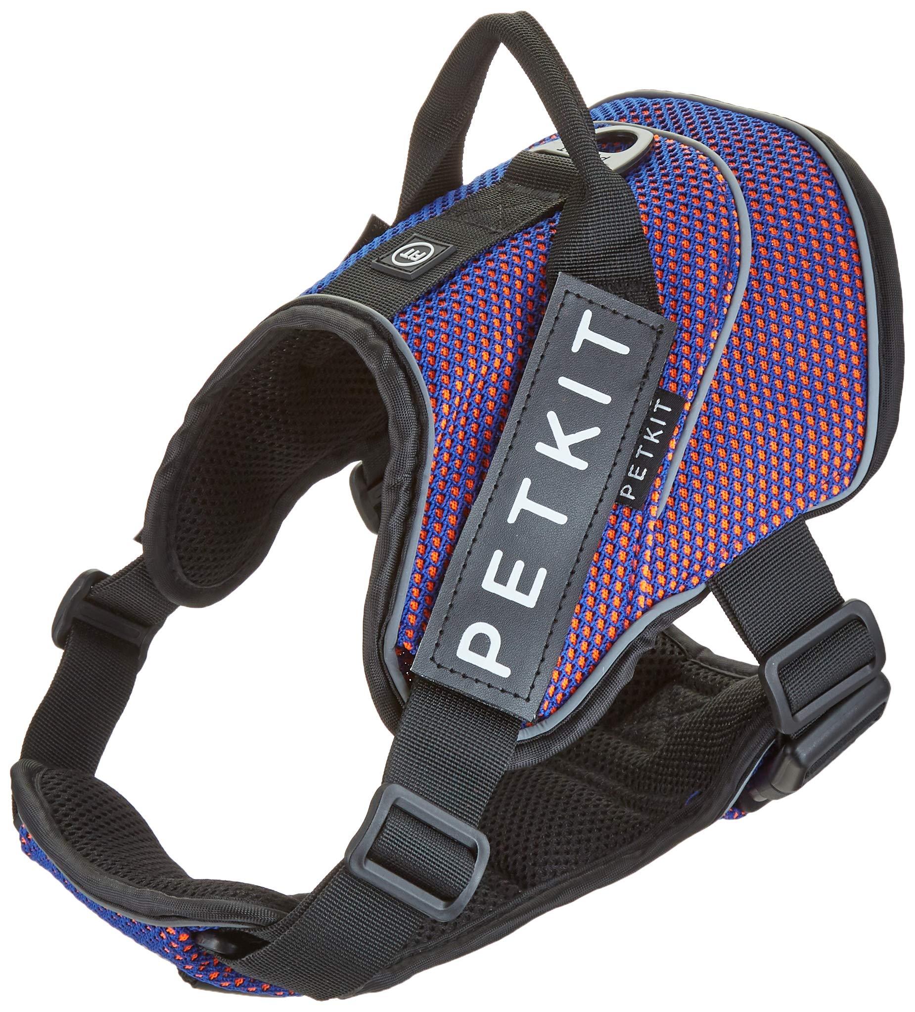 PETKIT HA8OBLM Air Compression Dog Harness, Medium