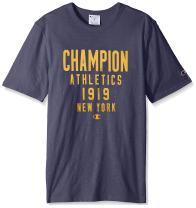 Champion Men's Heritage Slub Tee