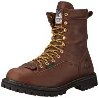 Georgia Boot Men's Georgia Logger Boot Work Shoe