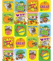 Carson Dellosa Education Fall Fun Motivational Stickers, Classroom Décor, 120 Pack, 0613