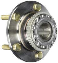 WJB WA512198 - Rear Wheel Hub Bearing Assembly - Cross Reference: Timken 512198 / Moog 512198 / SKF BR930398