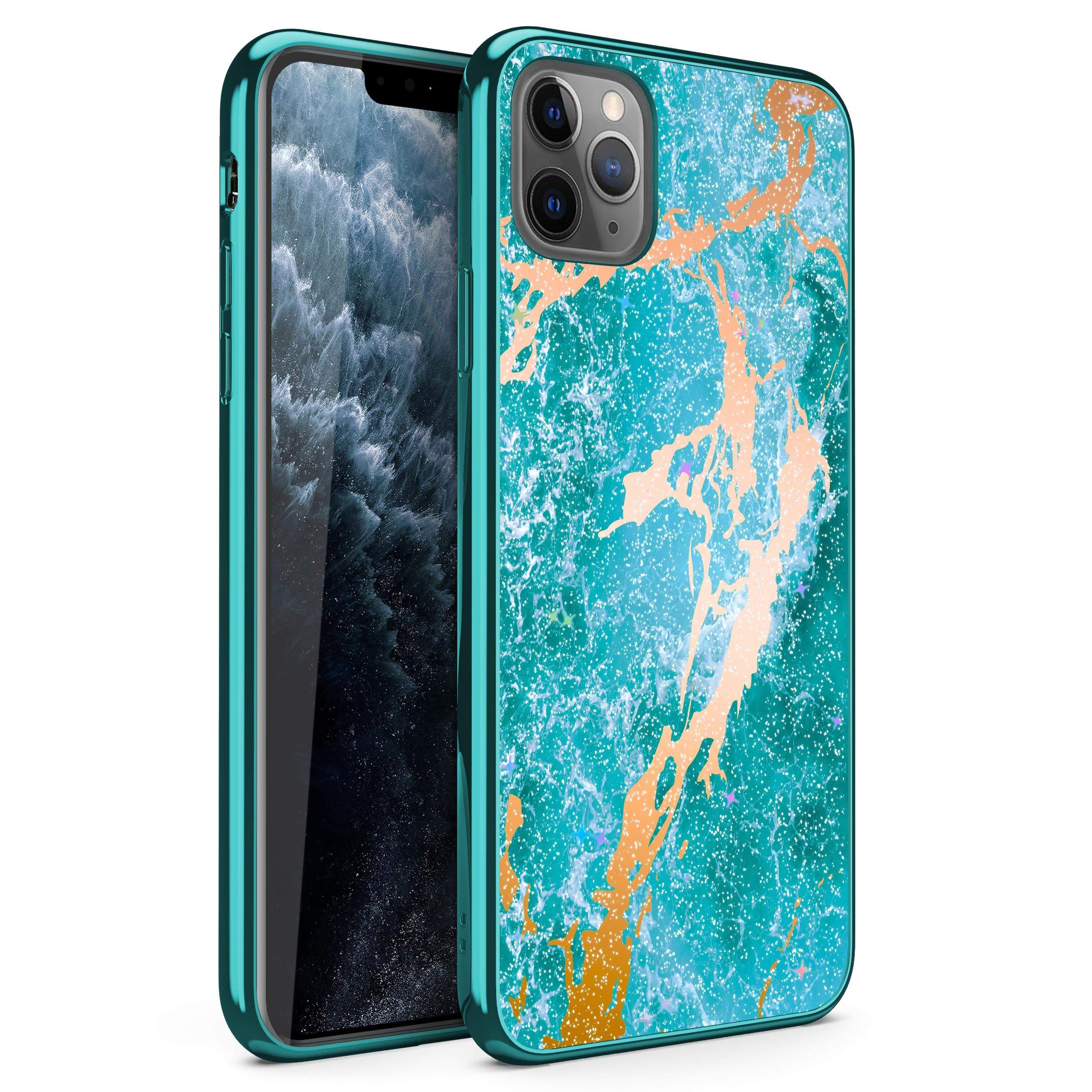 ZIZO Refine Series iPhone 11 Pro Case - Ultra Slim Thin Case - Oceanic