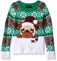 Blizzard Bay Girls Ugly Chrismas Sweater