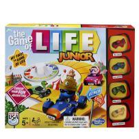 Hasbro Gaming HAS-B0654-0950 The Game of Life Junior Game, Brown