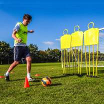 Net World Sports Forza Soccer Free-Kick Mannequins   Coaching Dummies for Juniors and Seniors