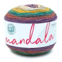 Lion Brand Yarn 525-215 Mandala Yarn, Warlock