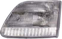 Dorman 1590296 Driver Side Headlight Assembly For Select Ford Models
