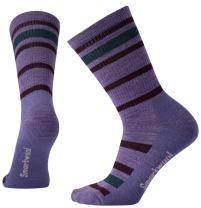 Smartwool Women's Striped Hike Light Crew Socks