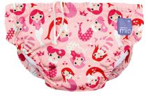 Bambino Mio, Reusable Swim Diaper, Large (1-2 Years), Mermaid